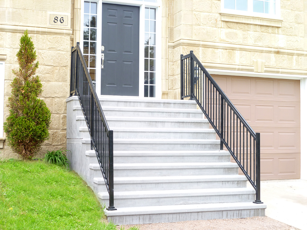 Concrete Steps Amp Products Moncton And